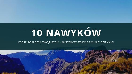10 nawykow